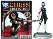 DC Chess Figurine Collection #12 Katana White Pawn Eaglemoss